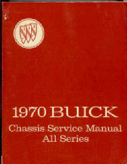 buick shop service repairmanual