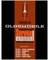 1964 OLDSMOBILE Full Line Body, Chassis & Electrical Service Manual