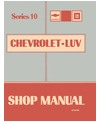1980 CHEVROLET TRUCK LUV Body, Chassis & Electrical Service Manual [eb11374R]