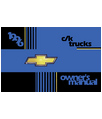 1996 CHEVROLET C/K PICKUP TRUCK Owners Manual