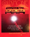 1987 OLDSMOBILE CUTLASS CIERA & CUTLASS SUPREME Sales Brochure