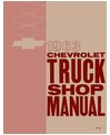 1963 CHEVROLET TRUCK Full Line Body, Chassis & Electrical Service Manual
