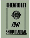1941 CHEVROLET CAR & TRUCK Full Line Chassis & Electrical Service Manual