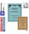1932 OLDSMOBILE Full Line Body, Chassis & Electrical Service Manual CD