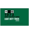 1973 CHEVROLET LIGHT DUTY TRUCK (Gasoline) Owners Manual