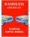 1961 AMC AMERICAN & RAMBLER Body, Chassis & Electrical Service Manual