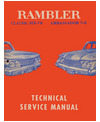 1961 AMC AMBASSADOR & CLASSIC Body, Chassis & Electrical Service Manual