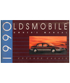 1990 OLDSMOBILE CUTLASS CALAIS Owners Manual