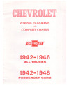 1942-48 CHEVROLET CARS & TRUCKS (42-46) Wiring Diagrams