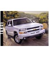 2003 CHEVROLET TAHOE Sales Brochure