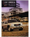 2003 CHEVROLET COMMERCIAL TRUCK Sales Brochure