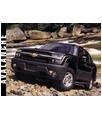 2003 CHEVROLET AVALANCHE Sales Brochure (with CD)