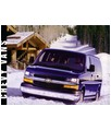 2003 CHEVROLET VAN Sales Brochure