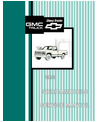 1991 CHEVROLET & GMC C/K 10-30 LIGHT DUTY TRUCK Body, Chassis & Electrical Service Manual
